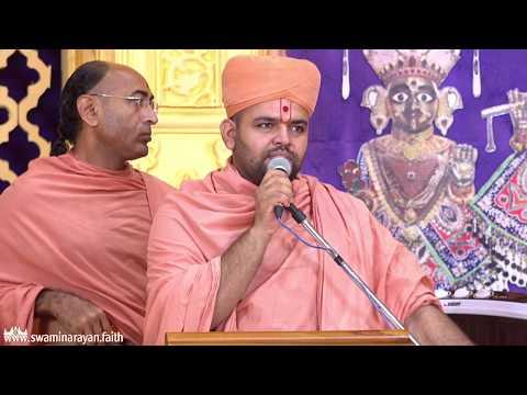 Bhuj Mandir - Sarvamangal Smruti Mahotsav - Day 1 Morning