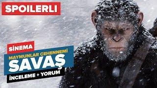 Video Maymunlar Cehennemi: Savaş - SPOILERLI İnceleme+Yorum + TEORİ download MP3, 3GP, MP4, WEBM, AVI, FLV Januari 2018
