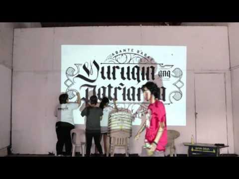 UP Artists' Circle Sorority Freedom Wall 2016