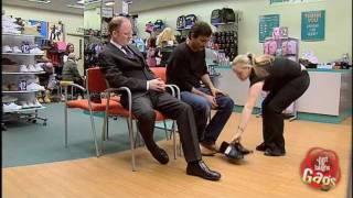 Man With Women's Shoe Fetish