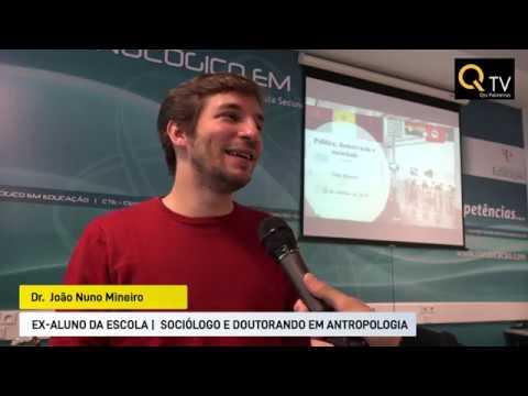 QTV Palmeiras Palestra sobre a política como prática profissionalizada