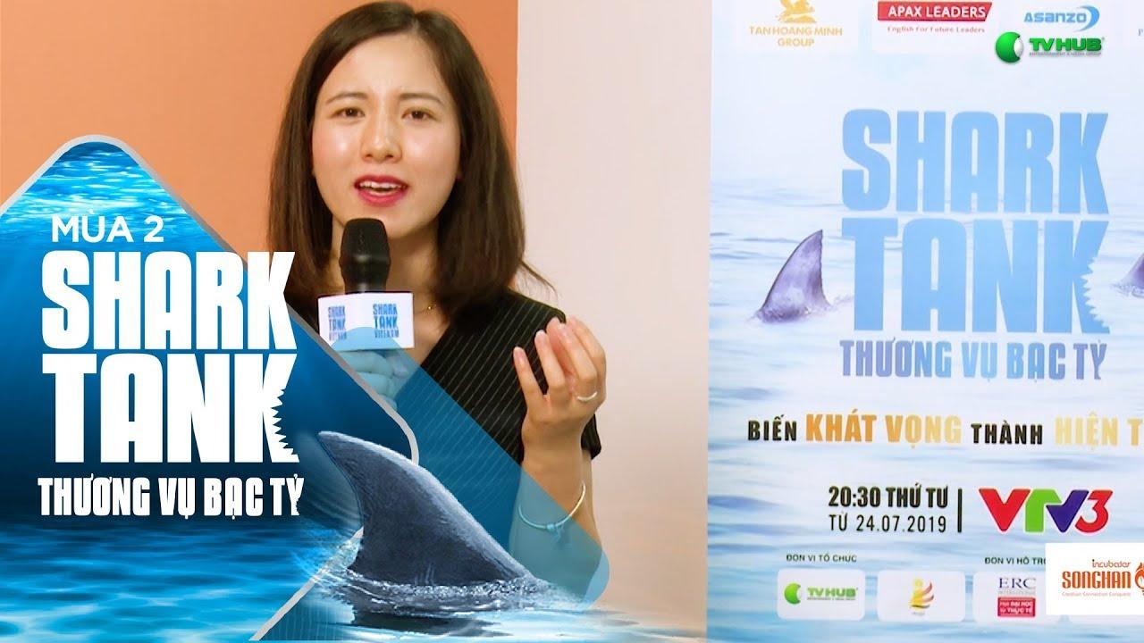 Sharktank 3| Vòng Tuyển Chọn Mùa 3: Đa Sắc Màu - Đậm Sáng Tạo - Giàu Đam Mê | Thương Vụ Bạc Tỷ