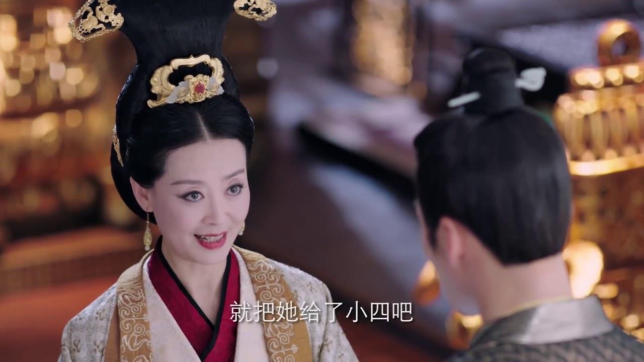 老眼昏花,皇后以为芸汐是丑八怪,把她许配给秦王