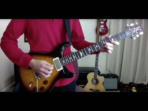 Cliffs of Dover, Backing Tracks, Floyd Rose vs PRS, Modal Chords, Speed Training, String Muting