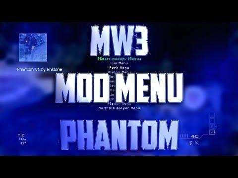 [MW3/RTM/1.24] Phantom Mod Menu | Insane Menu by Enstone + DL