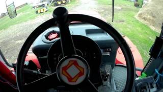 (Сезон 2018)Трактор К 744 р4  Продолжение дисковки с БДТ 6  Съёмка день ночь!