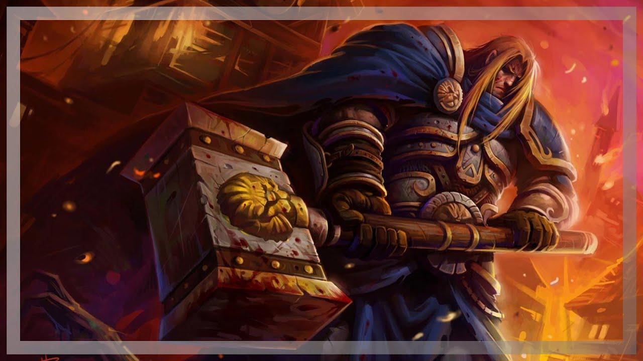 Hearthstone: ControlAggroMidrange Paladin (Warrior vs ...