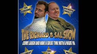 Sal & Richard Tradio Gas Grill