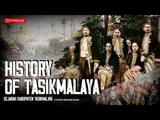 HISTORY OF TASIKMALAYA