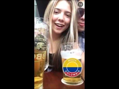 Bogotá Life - Snapchat