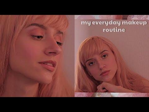 ♡my Everyday Makeup Routine / мой ежедневный макияж♡