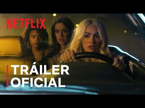 Sky Rojo   Tráiler oficial   Netflix