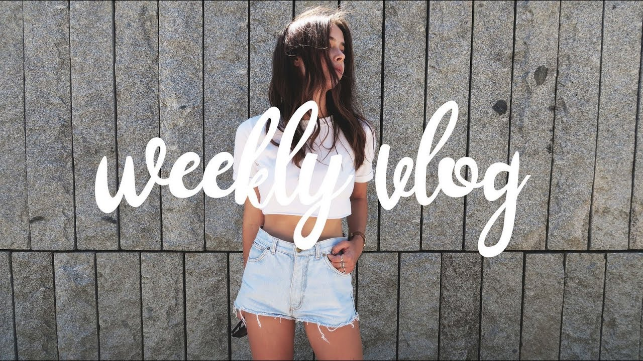 Przeprowadzka do Madrytu / Weekly Vlog #1