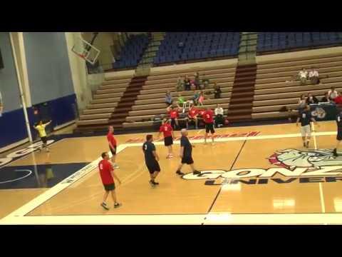 Professor Basketball Game - YouTube