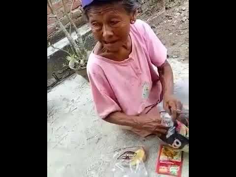 Nenek Misuh Lucu Gokil Part