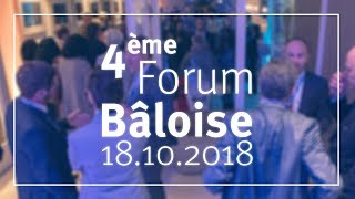 Bâloise Forum 2018 - Le 1 minute