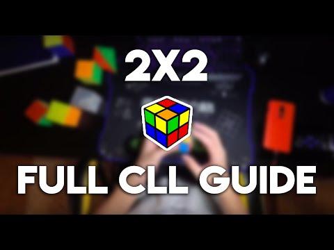 Full 2x2 CLL Guide (Fingertricks, AUFs) / Обучение СЛЛ на 2x2 (Фингертриксы, довороты)