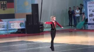 Ballet Pointe / Балет. Кубок Мира. Дети, соло мальчики, финал (30.04.2014)