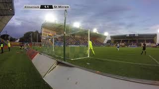 Kilmarnock v St Mirren - Penalties