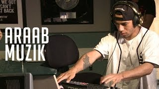 AraabMuzik live and going HAM with Ebro in the Morning