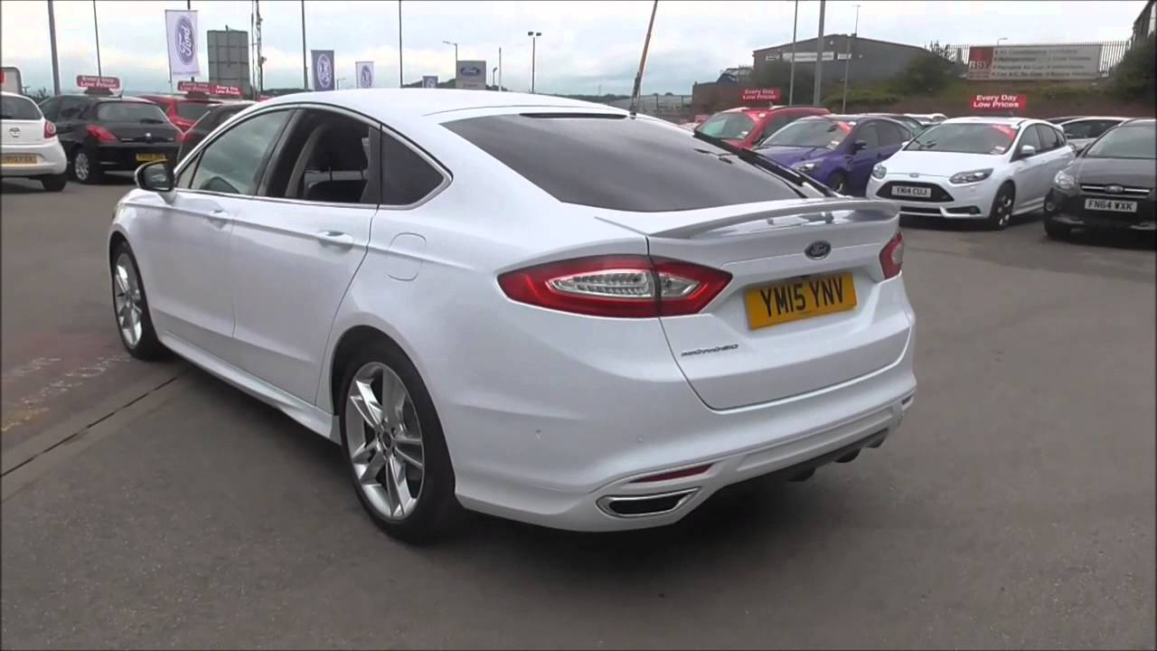 Ford Mondeo 2 0 Tdci 180 Titanium X Pack 5dr Powershift