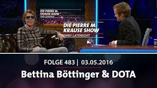 Pierre M. Krause Show vom 03.05.2016 mit Bettina und Dota