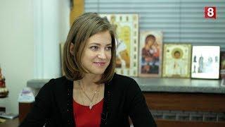 Наталья Поклонская в программе «Мужской разговор»
