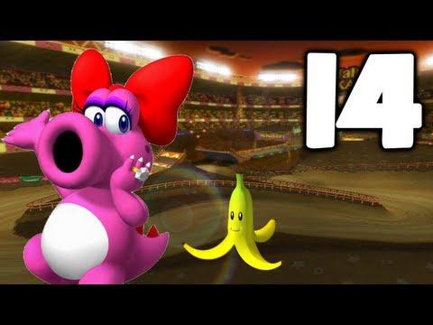 Mario Kart Wii - Episode 14: Banana Cup Mirror Mode
