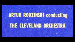 Tchaikovsky / Artur Rodzinski, 1940: Romeo and Juliet Overture-Fantasy - Cleveland Orchestra(Digitized from the LP you see in the video above, issued on the Columbia Masterworks label sometime in the late 1940s (I could find no reference to the date of ..., 2012-05-27T23:13:52.000Z)