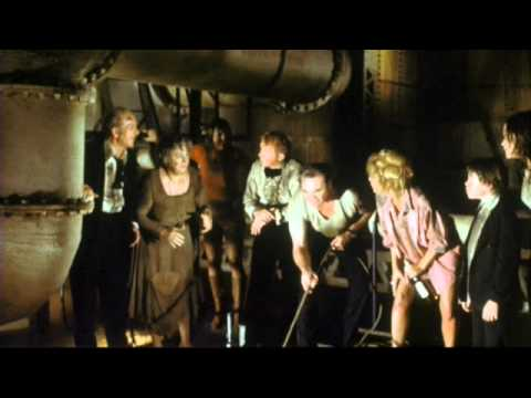 The Poseidon Adventure 1972 Trailer Youtube