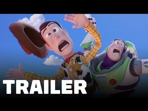 Toy Story 4   2019 Tom Hanks, Tim Allen