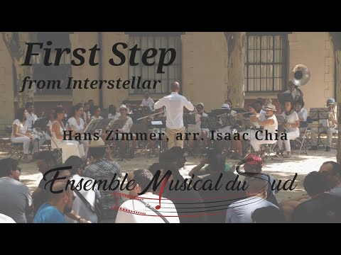 EMS - First Step, H. Zimmer - Arr. Isaac Chia