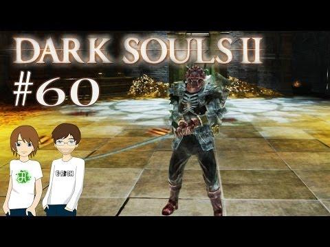 DARK SOULS II #60 - Die zwei Drachenreiter [FACECAM] [HD] | Let's Play Dark Souls 2