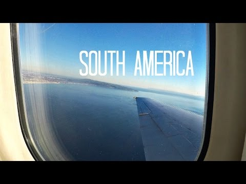 Gopro Traveling South America
