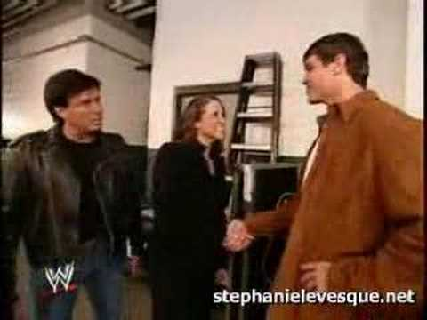Randy Orton And Stephanie Mcmahon Randy Orton is Greeted...