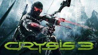 Crysis 3 - Predator Bow - PC Gameplay