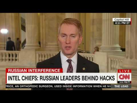 Oklahoma GOP Senator: No Doubt Russia Behind Hacking