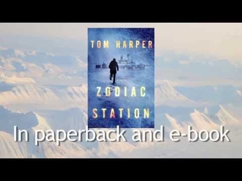Zodiac Station by Tom Harper - Book Trailer