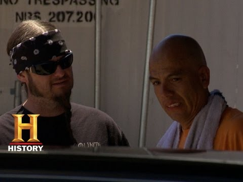 Counting Cars: On the Hunt for Rare Parts