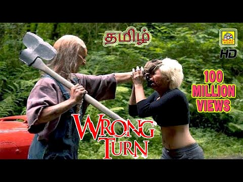 Wrong Turn HD| Hollywood Movie Tamil...