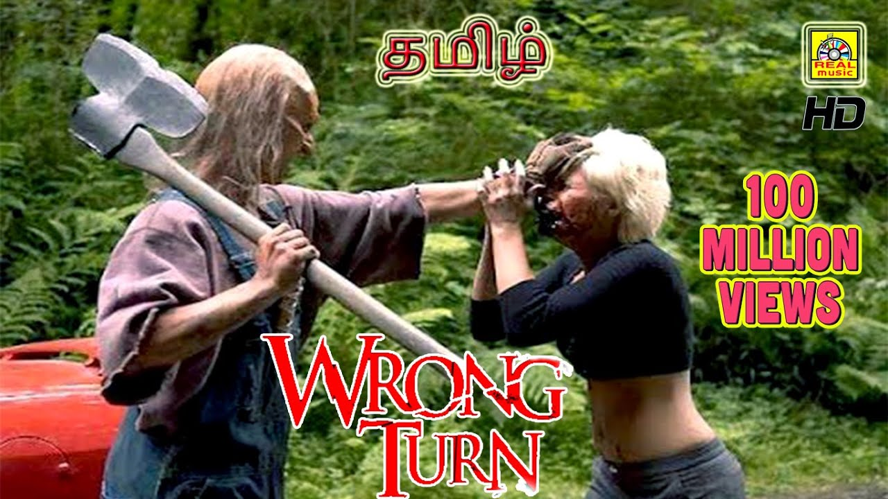 Wrong Turn Hd Hollywood Movie Tamil Dubbed Movie Latest Thriller Hollywood Film 2017 Upload Hd