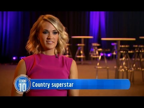 Carrie Underwood | Studio 10