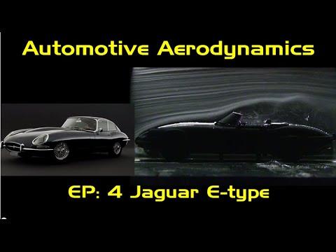 Automotive Aerodynamics Ep. 4: Jaguar E-Type XKE