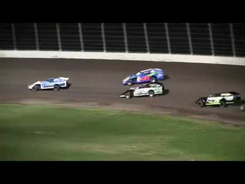 "Dodge City Raceway Modified ""A"" Feature 8/27/16"