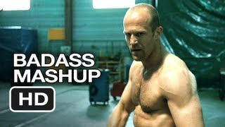Jason Statham vs the World - Ultimate Badass Mashup HD Movie
