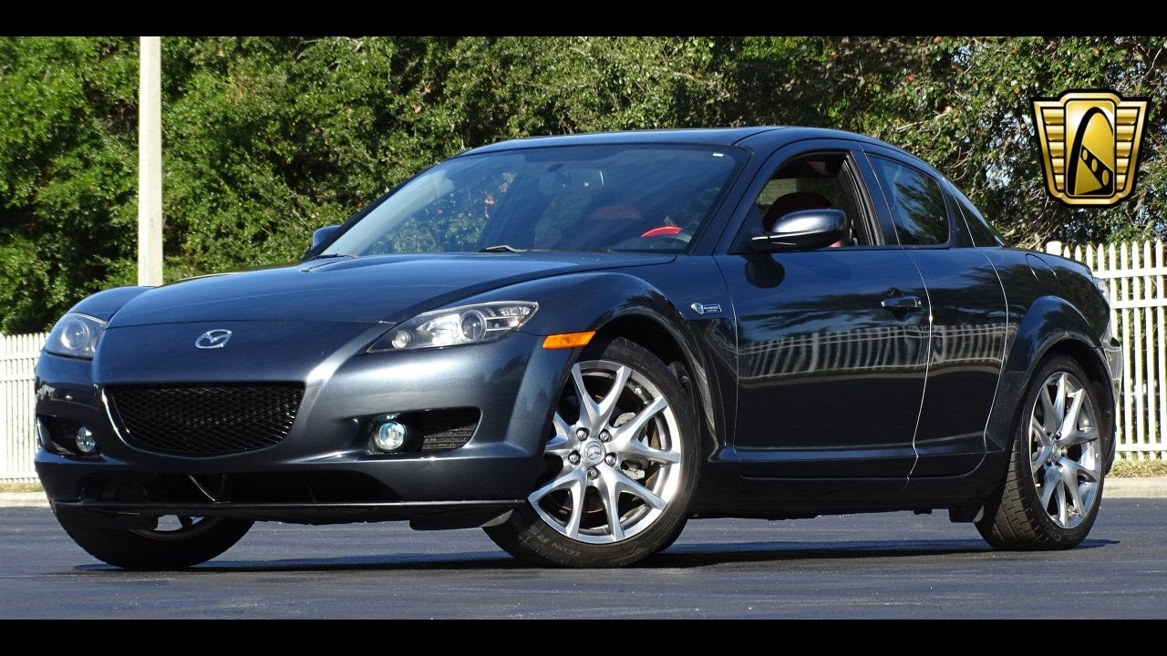 2008 MAzda RX-8 Gateway Clic Cars Orlando #678 - YouTube