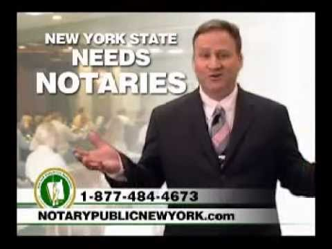 How To Become A New York Notary Public NY State NYC Classes