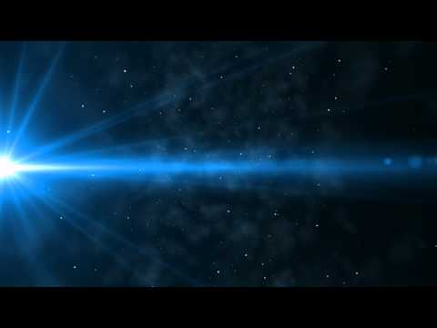 After Effects CS3 Galaxy Background Test