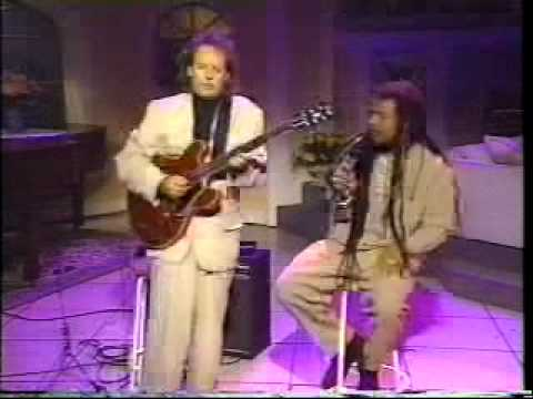Lee Ritenour With Maxi Priest
