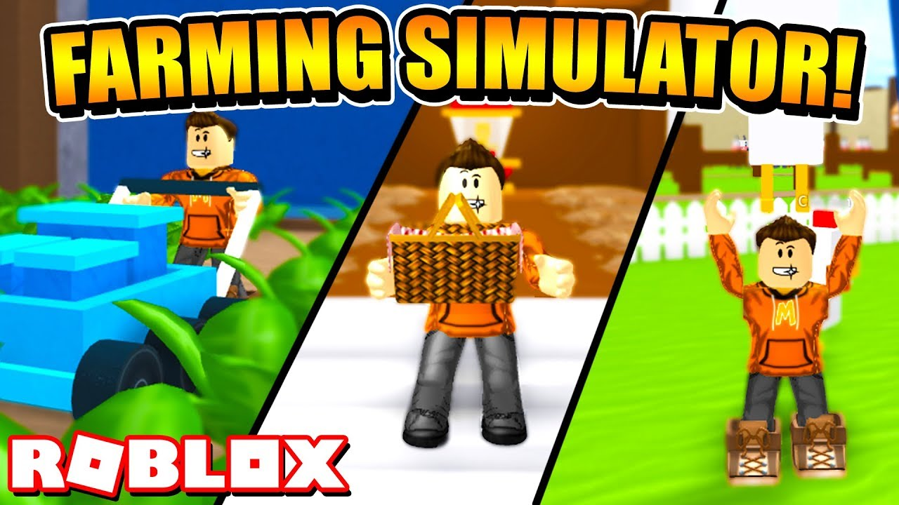 *Code* Becoming A Master Farmer In Roblox Farming